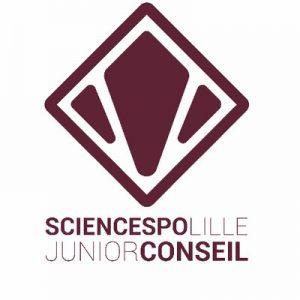 Science Po Lille Junior Conseil logo