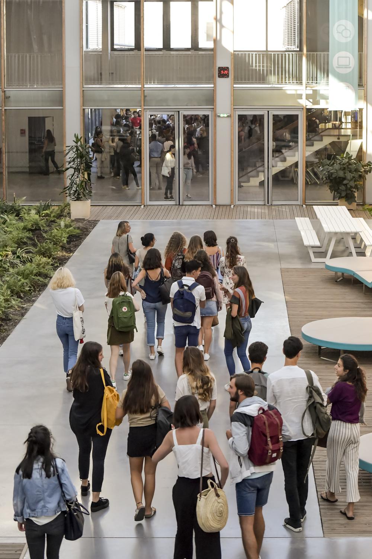 Etudiants de Sciences-Po Bordeaux